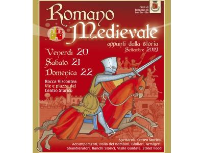 Romano Medievale 2019